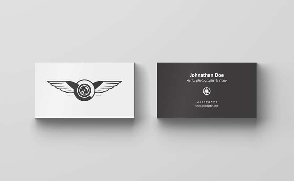 84 Info Business Card Template 85x55 Download 2019 2020