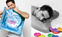 Gökhan Özen has taken a series of photographs specially designed for World Aids Day, by Lara Sayılgan
