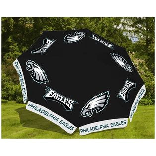 Philadelphia Eagles 9ft Market Umbrella - Outdoor Living - Outdoor ...