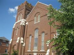 Versailles Presbyterian Church - Versailles, Ky.