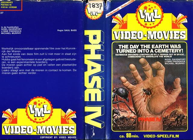 Phase IV (VHS Box Art)