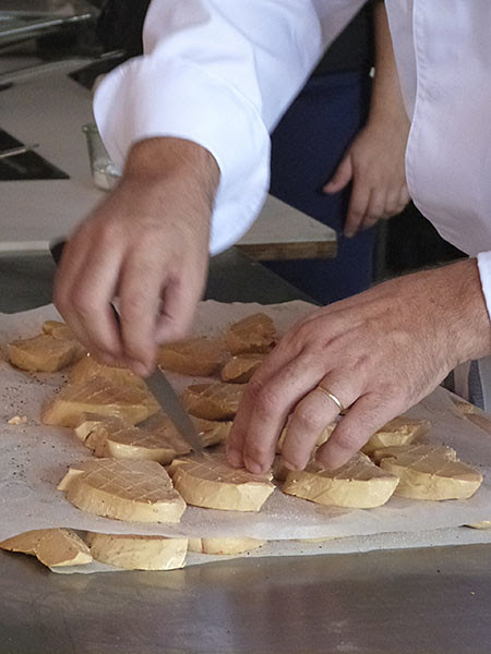 marquage du foie gras