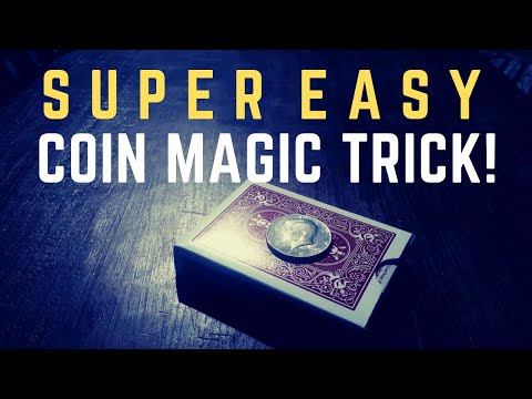 Super Easy Magic Coin Trick Revealed (Perfect for Beginners!)