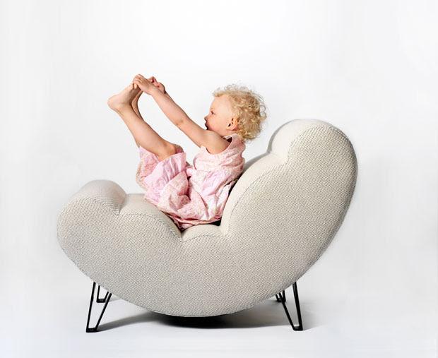 Sillón Cloud, Lisa Widén, decoracion, muebles