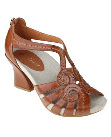 macy's ladies sandals