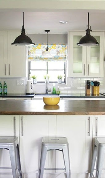 Remodelaholic  Light and Bright 1950s Ranch Kitchen Makeover