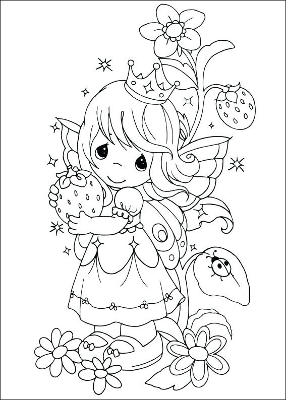 Precious Moments Halloween Coloring Pages at GetColorings ...