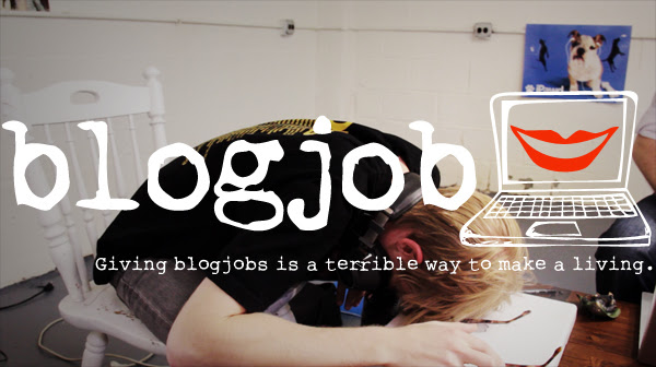 Blogjob | A web series about fake Internet, and the people who write it