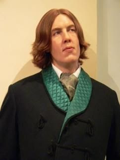 Oscar Wilde - Museo Madame Tussauds de Londres, Inglaterra, R.U.