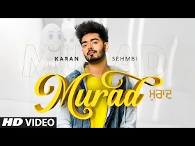 Murad: Karan Sehmbi (Full Song) Jass Themuzikman   King Ricky   Latest Punjabi Songs 2019