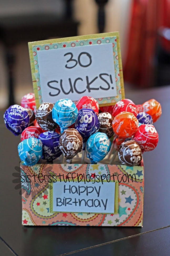 ... her birthday gift is going to be, I'm definitely making this