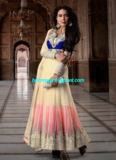 Anarkali-Bridal-Wedding-Dress-Collection 2013-Beautiful-Best-Anarkali-Clothes-Online-Stores-
