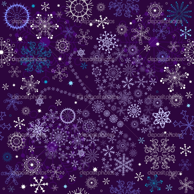 Violet christmas wallpaper