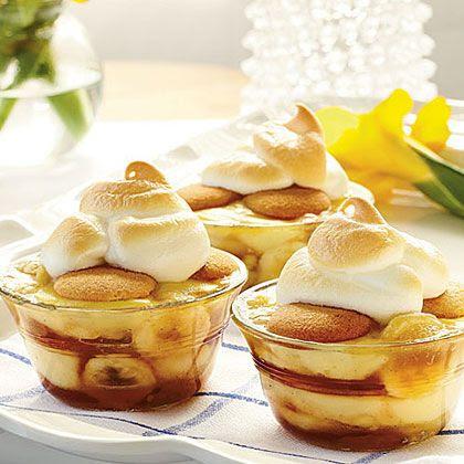 Caramelized Banana Pudding - Yes, Please!