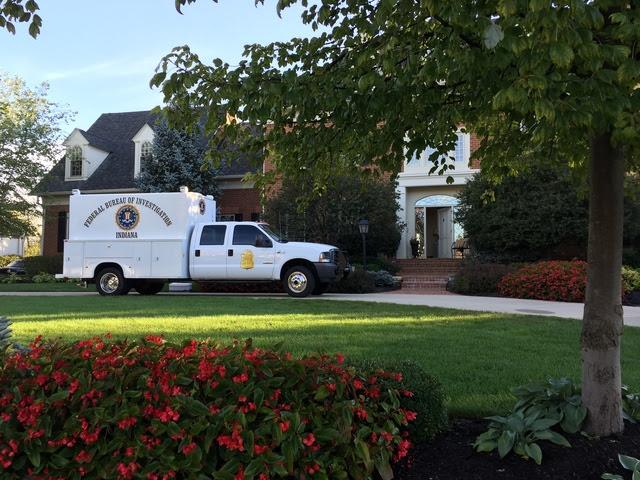 FBI investigating home of senior communities CEO