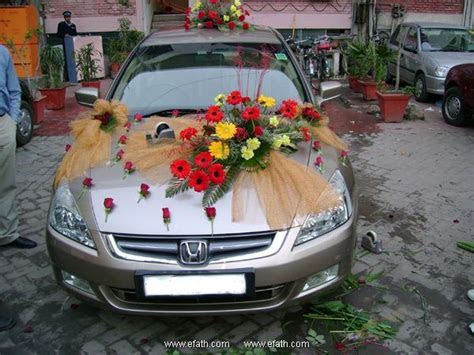 Wedding Cars Decoration in Pakistan Pictures   Health