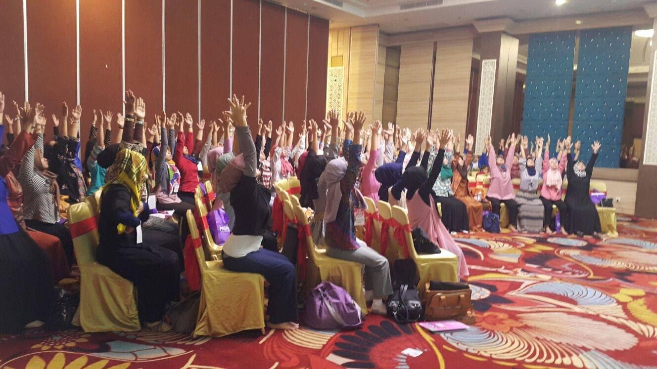 Banjarmasin adalah salah satu kota istimewa Seminar Hypnobirthing  Prenatal Gentle Yoga di Banjarmasin