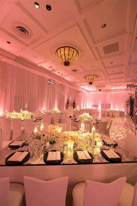 25  Best Ideas about Pink Wedding Receptions on Pinterest