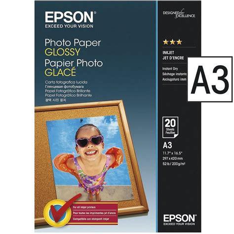 epson fotopapier photo paper glossy inhalt pro pack