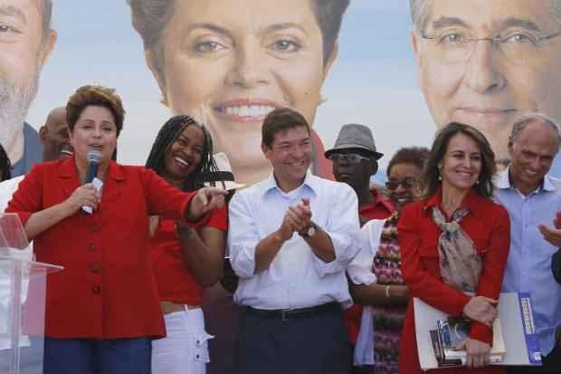 Presidente sorriu com a proposta. Foto: Paulo Libert/Divulgação