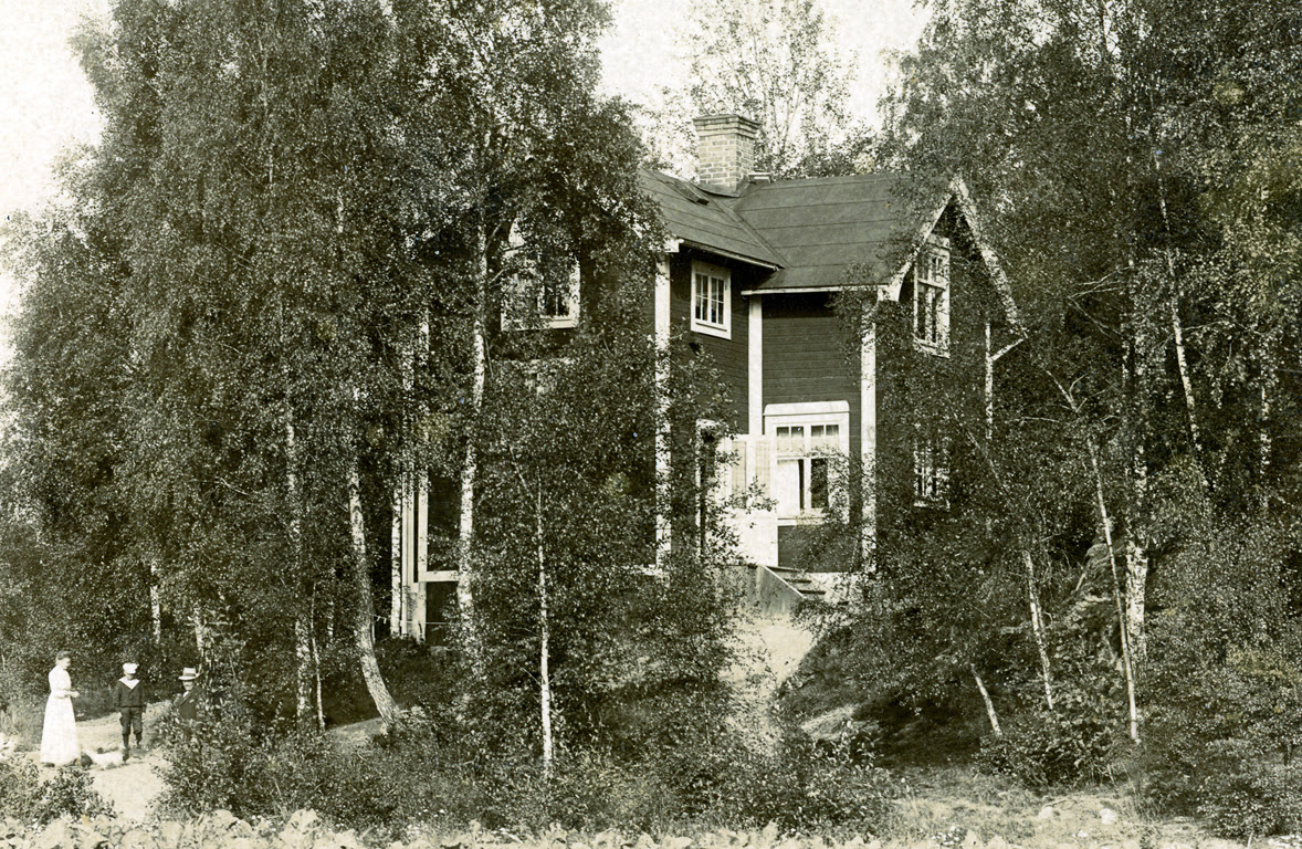 Bergdalen 1912