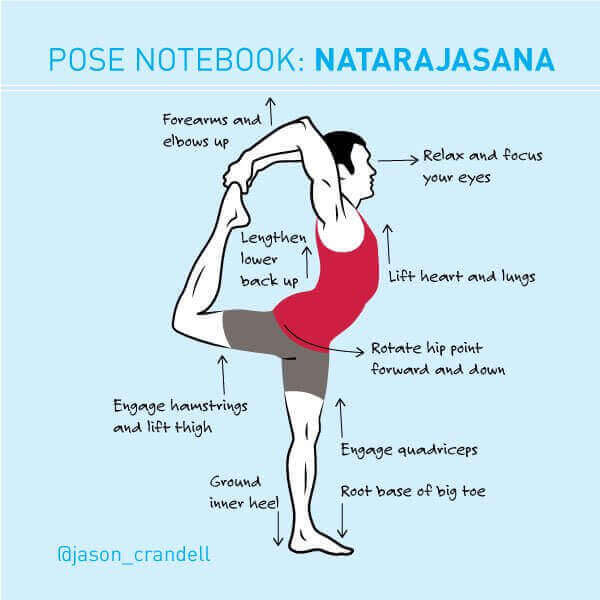 Dancer Pose Yoga Sequence