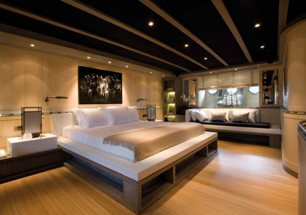 17 Extraordinary Yacht Bedroom Designs That You Will Want ...