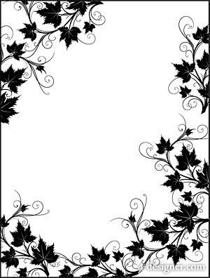 Border Black And White Free Download Best Border Black And White