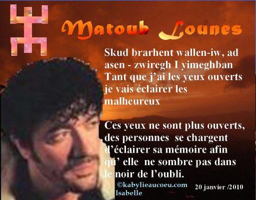 Citation Kabyle Sur Lamour