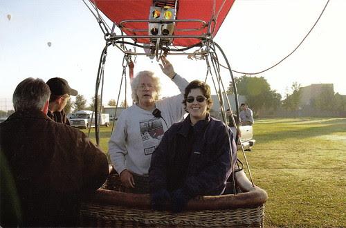Boost - Ballooning in Coalinga