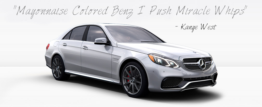 Best Mercedes-Benz References in Kanye West Songs