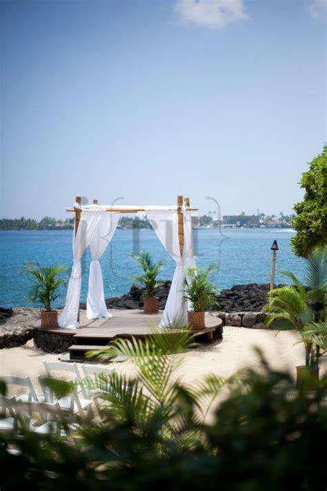17 best Hawaii Destination Weddings   Royal Kona Resort on