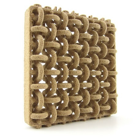 3D Printed Wood Appl