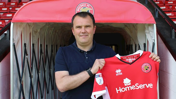 Andy Davies: Saddlers Assistant Delighted to Be Reunited With Dean Keates