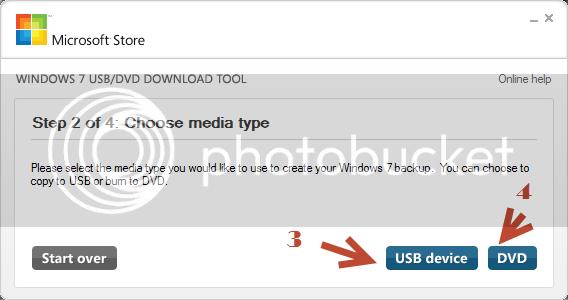 Cài Win 7 bằng USB không cần đĩa