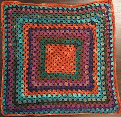 Noro Crochet Blanket