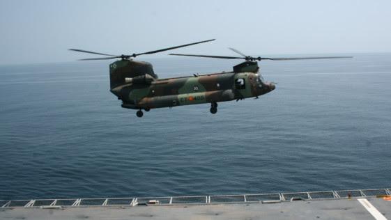 El Ejército de Tierra recibe el visto bueno para modernizar sus 17 Chinook en Filadelfia