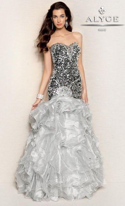 6008 Alyce Paris Evening Dress S13