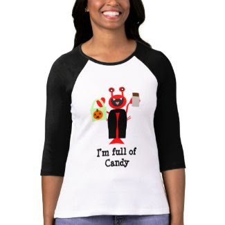 I'm full of Candy T-shirt
