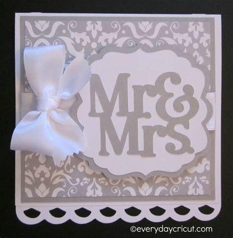 Cricut Close to My Heart CTMH Artiste Wedding Card