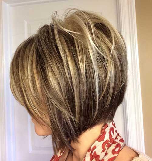 Bob Back View Bob Hairstyles 2015 Short Hairstyles For Women Haircuts