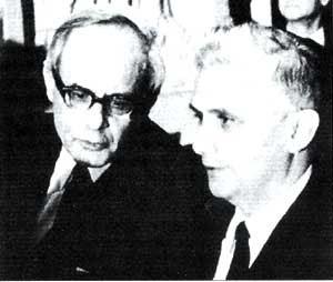Karl Rahner, Joseph Ratzinger