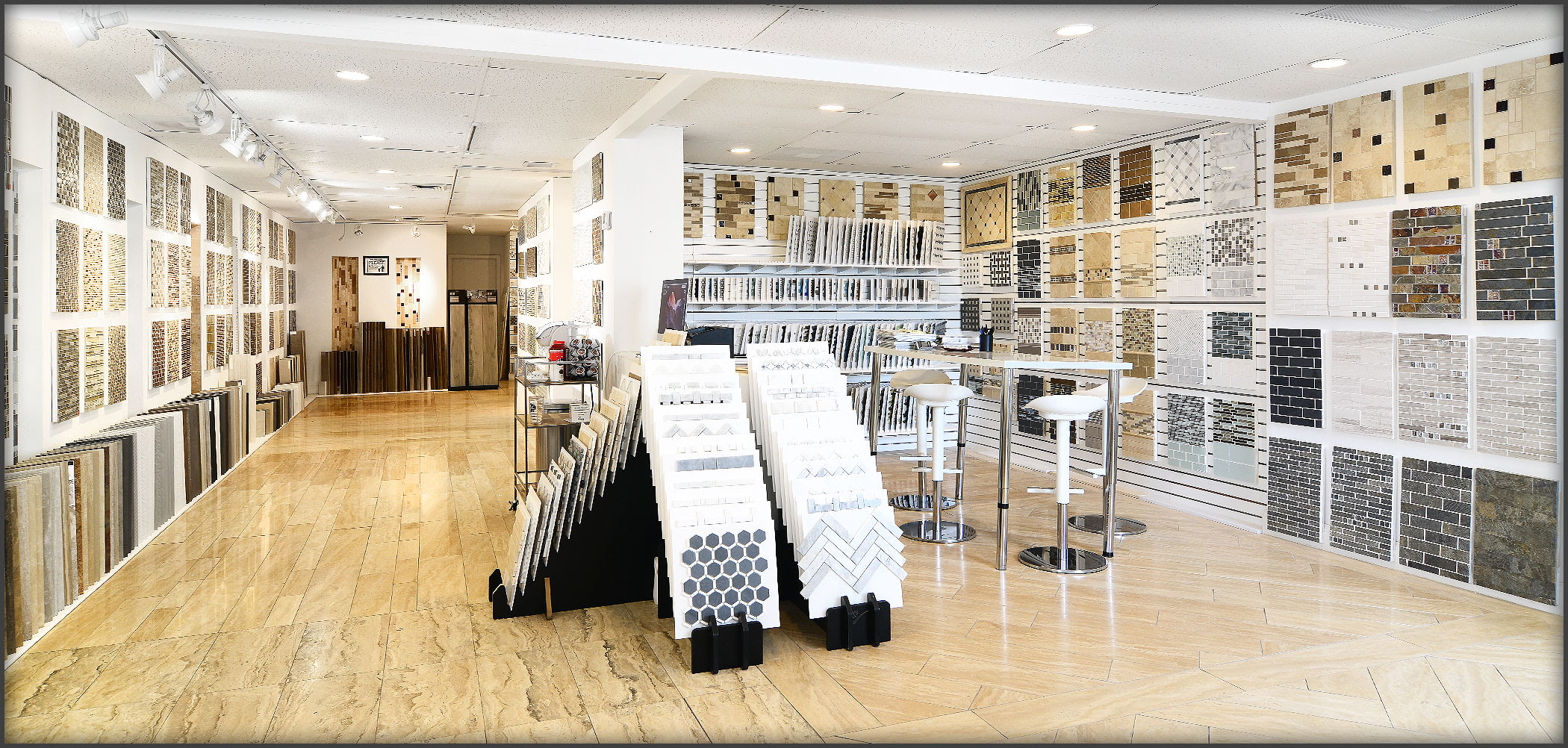 Tile Showroom Fairfax Virginia | Largest Wall Tile Selection