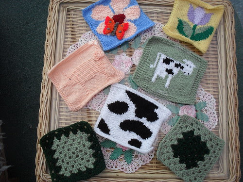Joyce28 (UK) Your Squares arrived today! Thank You!