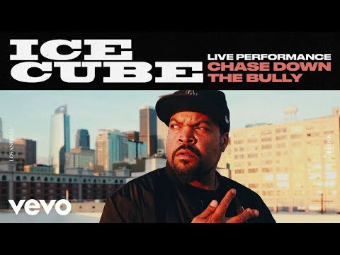 """Ice Cube - """"Chase Down the Bully"""" - A Live Spoken Word Performance 