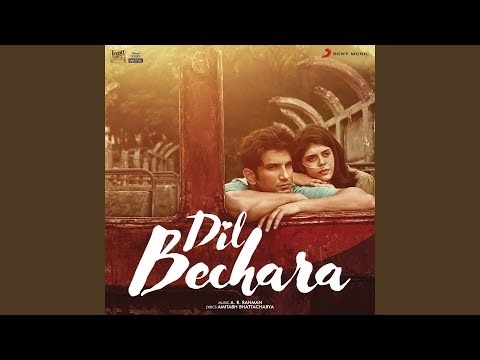 MASKHARI LYRICS – DIL BECHARA