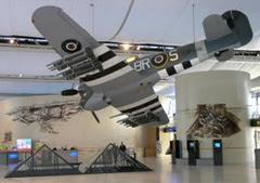JP656/BR-S Hawker Typhoon (replica)