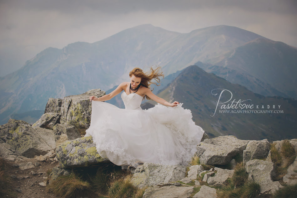 tatry montain wedding