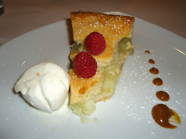 Apple pie, Kitchen