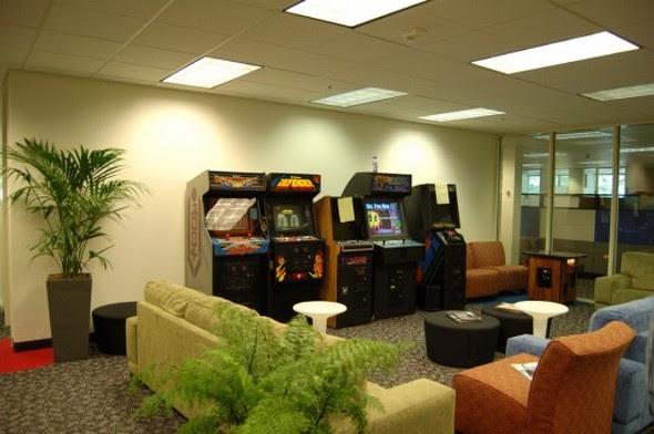 Google office design